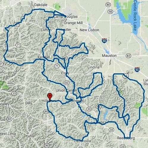 Camp Douglas Route & Track + Lite Versions