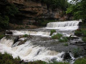 March 3rd Update:  Focus on Willow Falls (St. Croix Route)