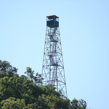 July 7th Update:  Spotlight on The Elba, MN Fire Tower (Winona-Whitewater Route)