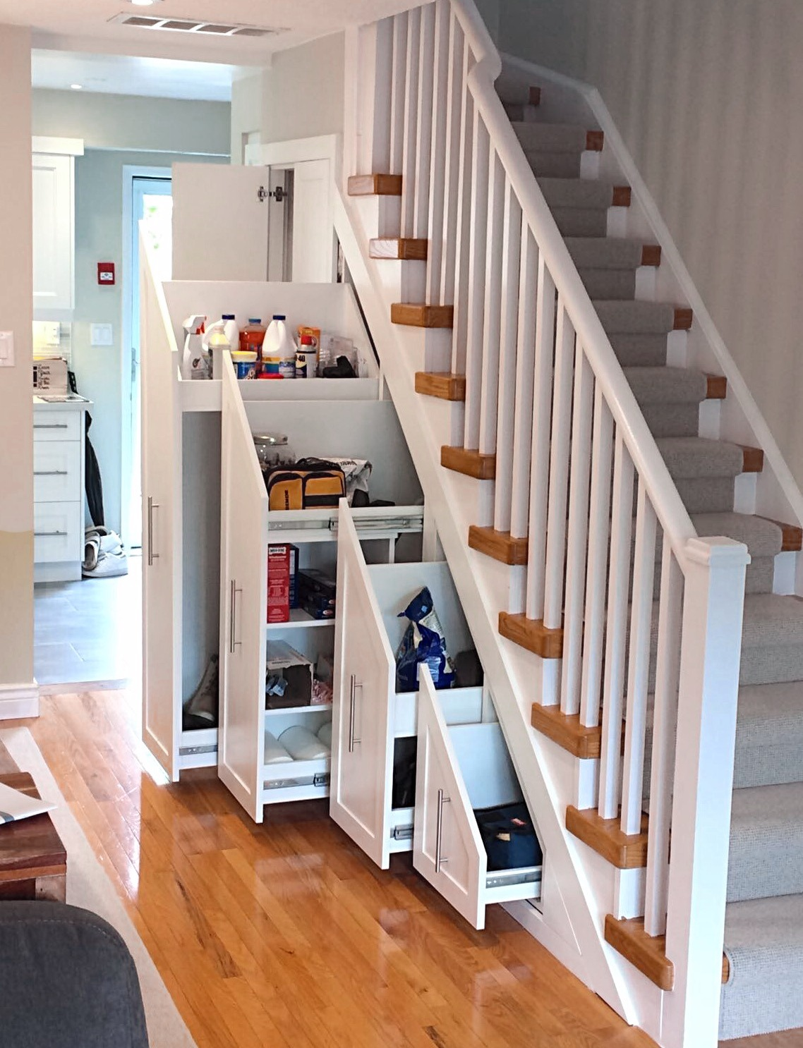 GALA- Under Stairs Storage