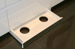 GALA- Pet Bowl Storage