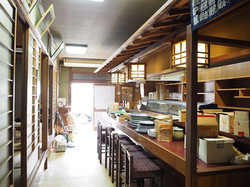 素材の特徴を巧みに融合させ京町屋の趣を楽しむ-before