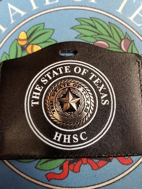 ( HHSC) HORIZONTAL BADGE
