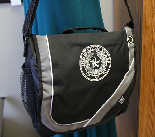 State of Texas Messenger Bag