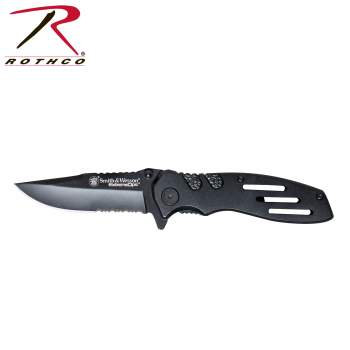 Smith & Wesson Extreme Ops Liner Lock Folding Knife