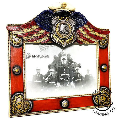 """MARINE 7"""" X 5"""" PICTURE FRAME"""
