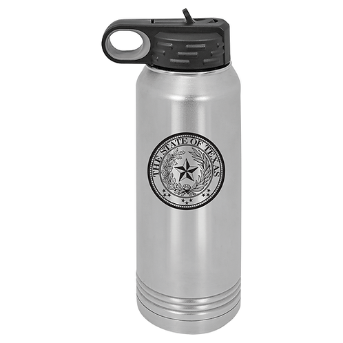 30 oz. Stainless Steel Polar Camel Water Bottle