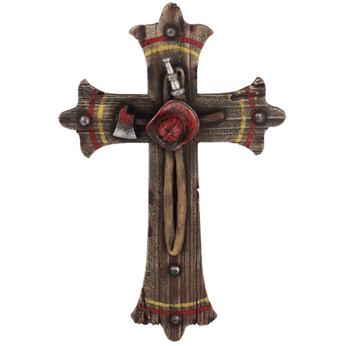 FIREMAN WALL CROSS 9397