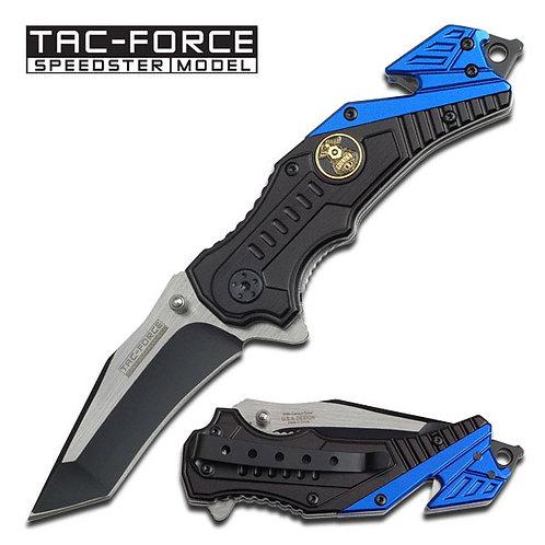 POLICE TAC-FORCE DUTY KNIFE