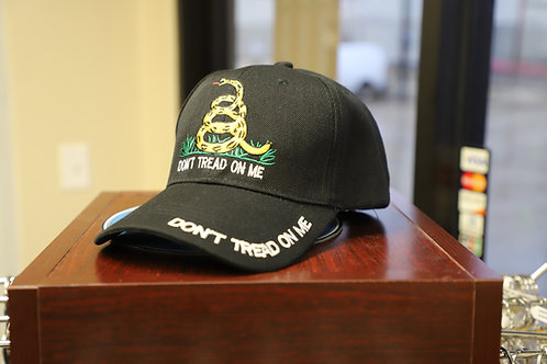 Don't Tread On Me BLK HAT