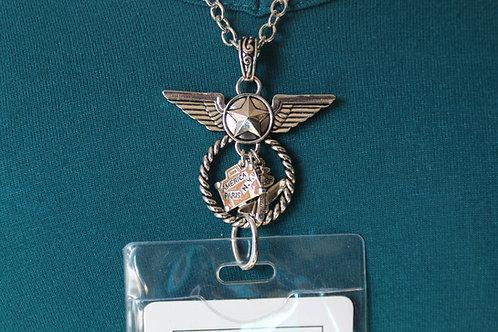 Air Force Lanyard