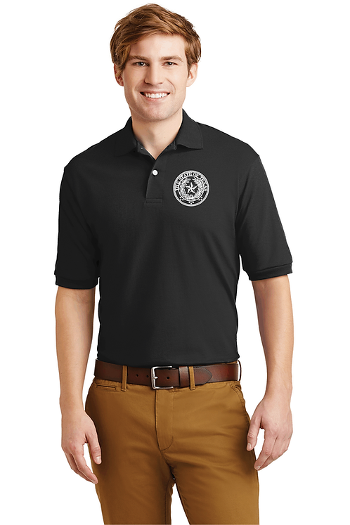 MEN'S STATE SEAL POLO
