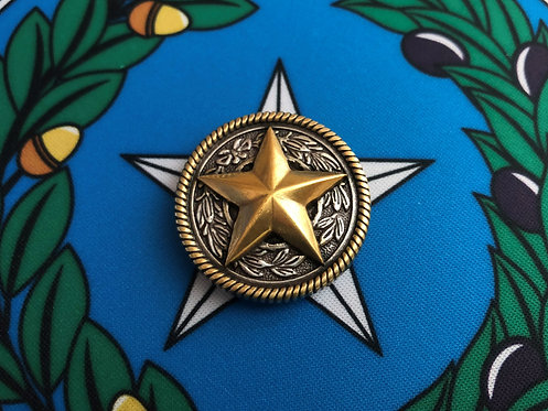 Rustic Coiled Edged Star C6