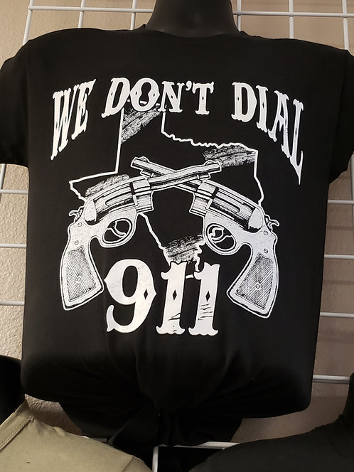 WE DONT DAIL 911