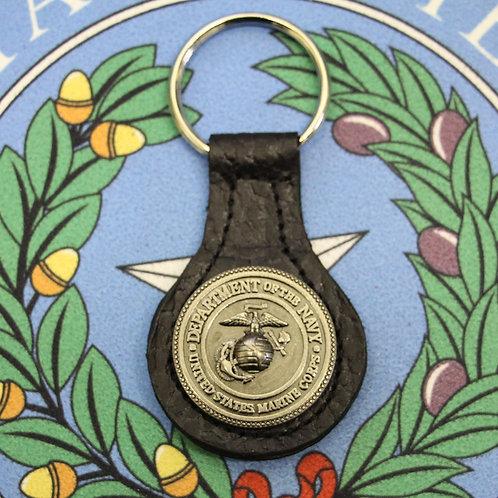 Department of Navy- Marine Keychain