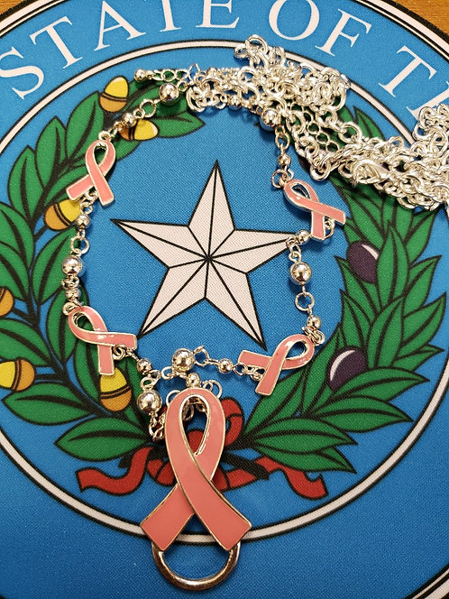 FIGHT CANCER LANYARD