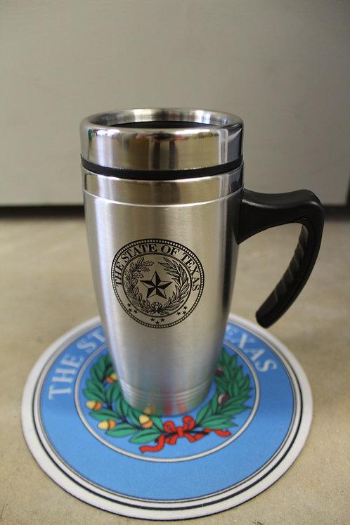 State of Texas Coffee Mug