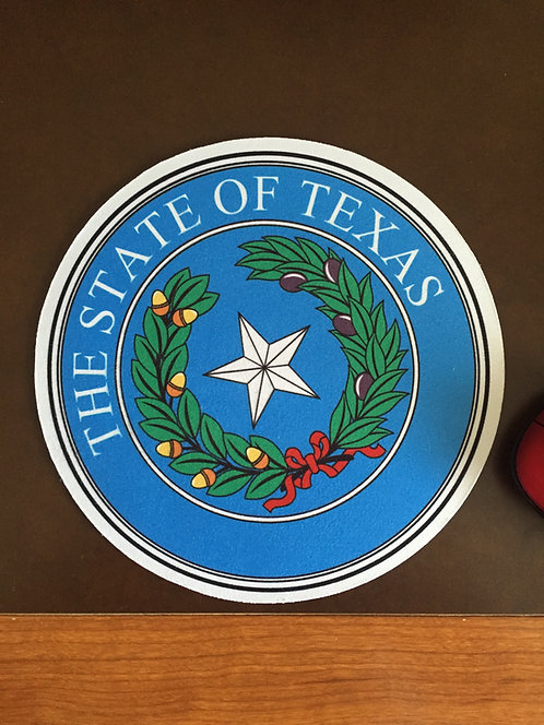 STATE OF TEXAS MOUSE PAD