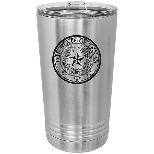 Stainless Steel 16 oz. Polar Camel  with Slider Lid