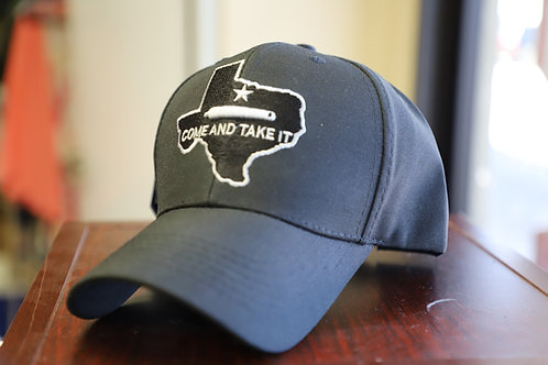 Come And Take It BLK HAT