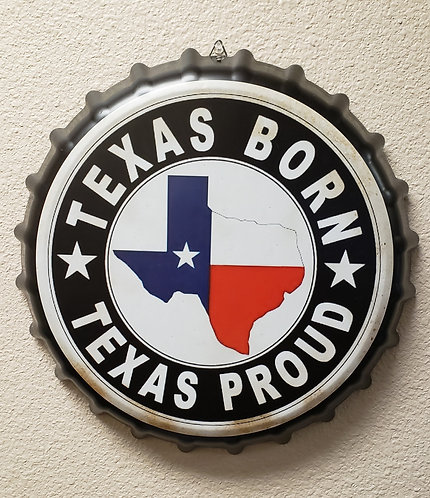 Lone Star State Plaque