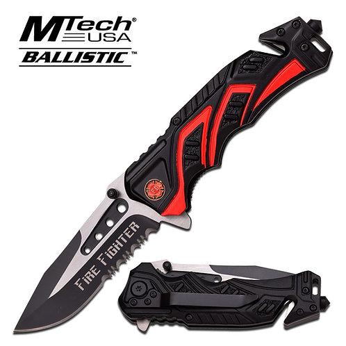 MTech-FIRE FIGHTER DUTY KNIFE