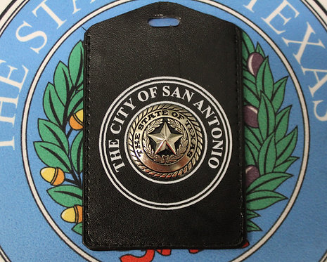 CITY OF SAN ANTONIO ID HOLDER