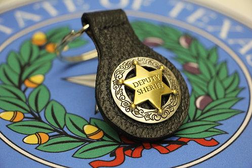 Deputy Sheriff Keychain