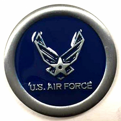 United States Air Force Metal Magnet