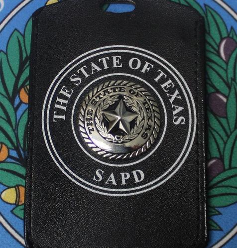 (SAPD) badge