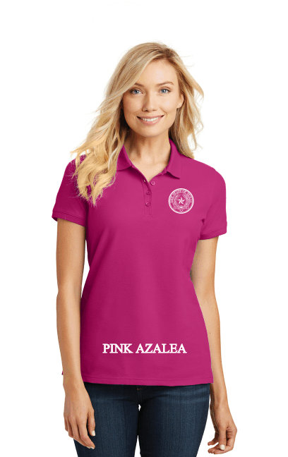 STATE OF TEXAS WOMEN'S POLO