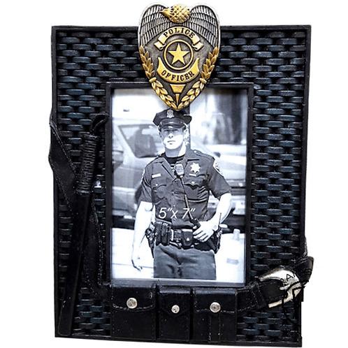 POLICE 5X7 FRAME