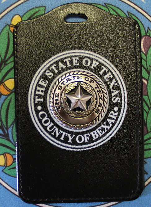 (BEXAR CO) BADGE