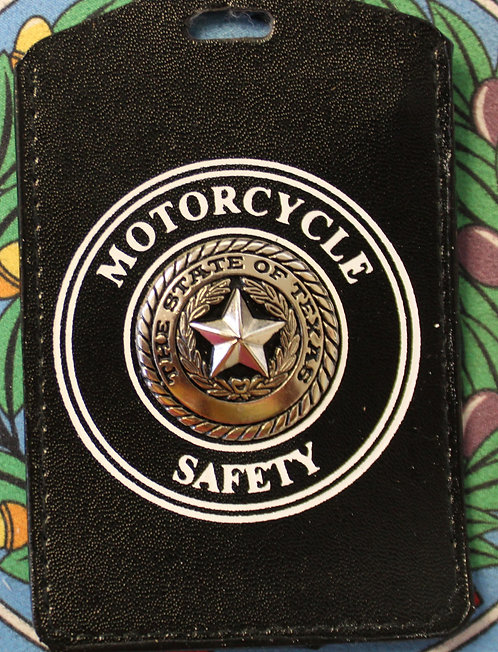 (Motorcycle Safety) badge