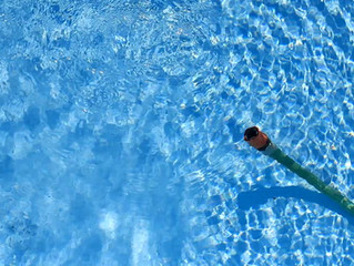 When's the last time your pool water was changed?