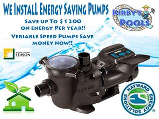 Super News!!! Dwp Pool Pump Rebate Now $1000!!! Thats Huge!!!