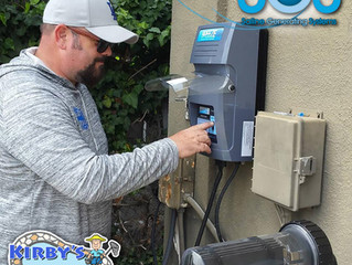 Install an SGS Breeze Salt Generator with Kirby's Pools Service!