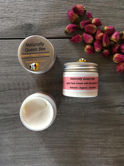 Rose Geranium Day Cream