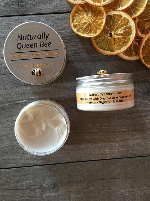 Sweet Orange Hand Cream