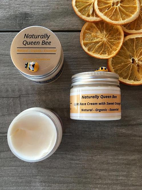 Sweet Orange Day Cream