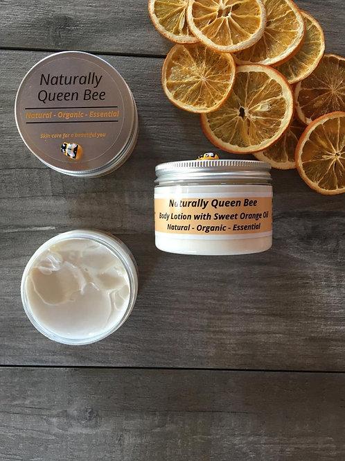 Sweet Orange Body Lotion