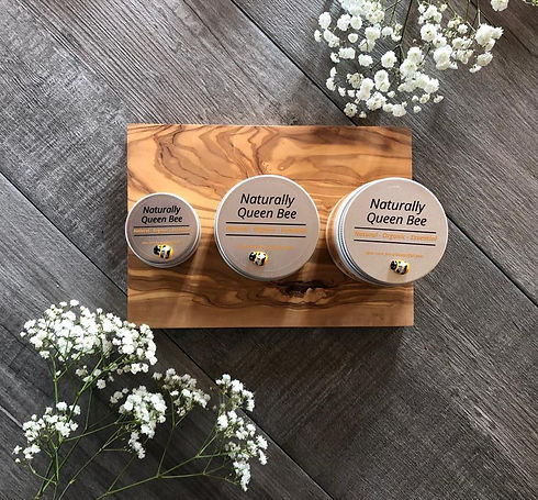 Naturally Queen Bee natural skin care.jp