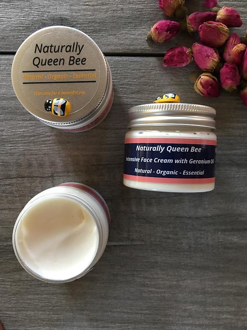 Rose Geranium Night Cream