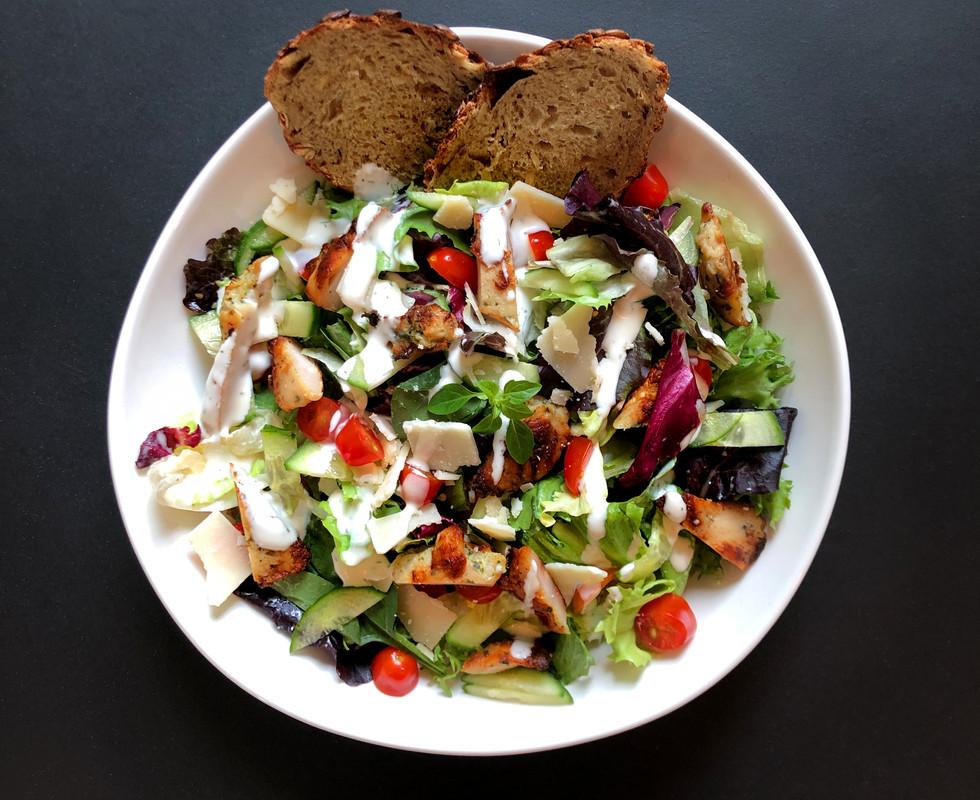 Salate | Grüner Jäger |St. Pauli | Hamburg