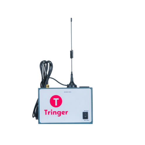 Tringer announcer - announce unlimited