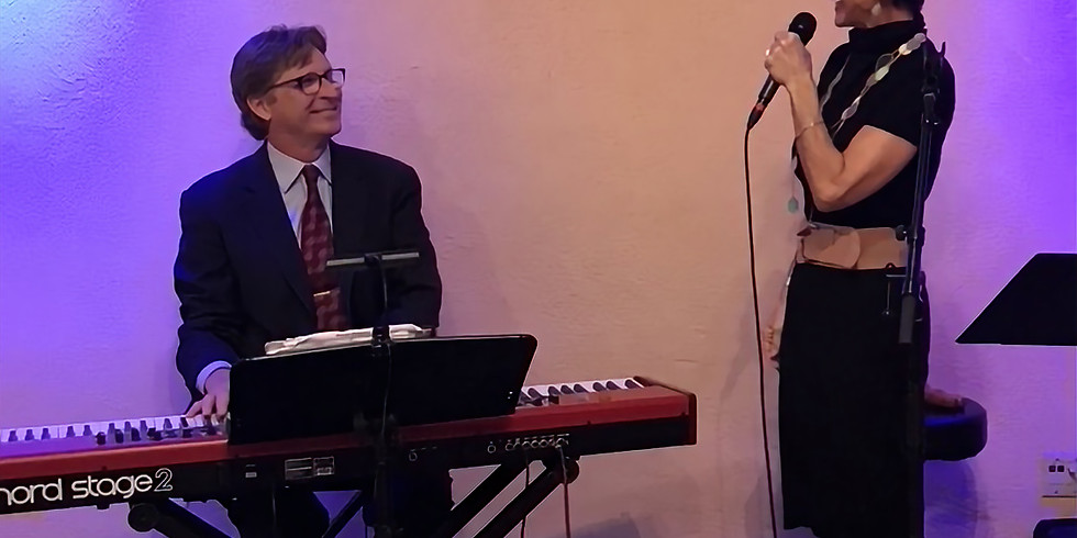 Julie Slim with Shawn Ellison
