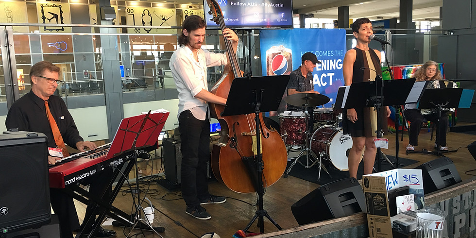 French Jazz at Austin Bergstrom International Airport