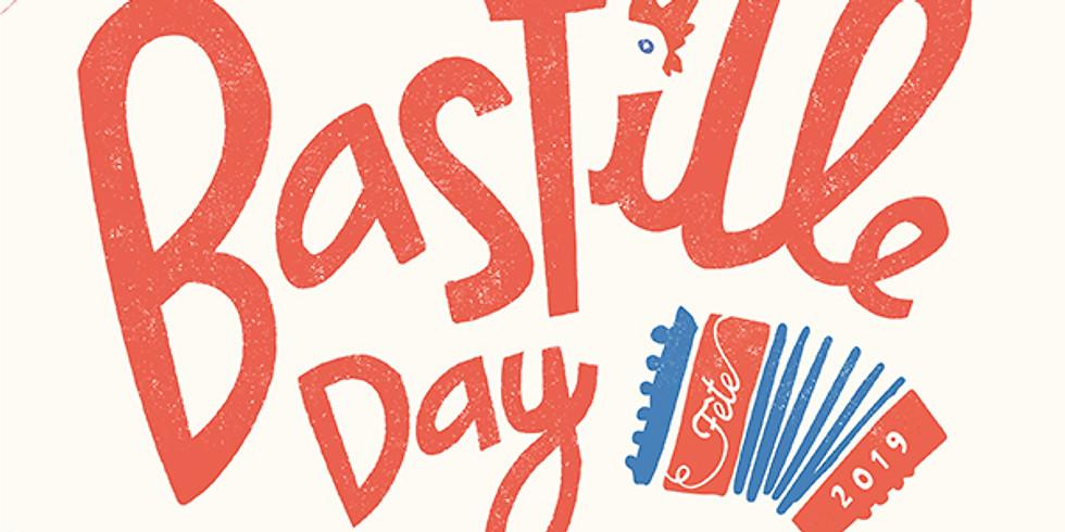 Julie Slim & RendezVous @ Bastille Day
