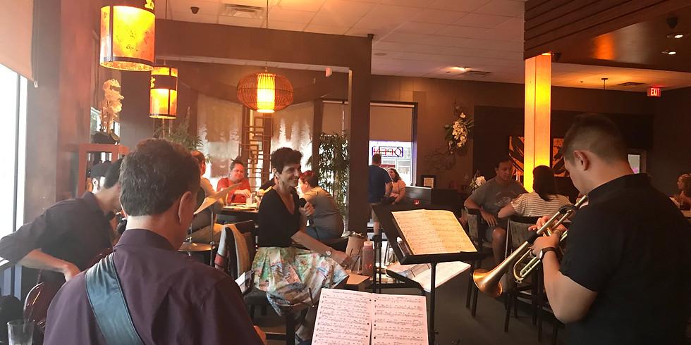 Bonne Année Quintet with Julie Slim