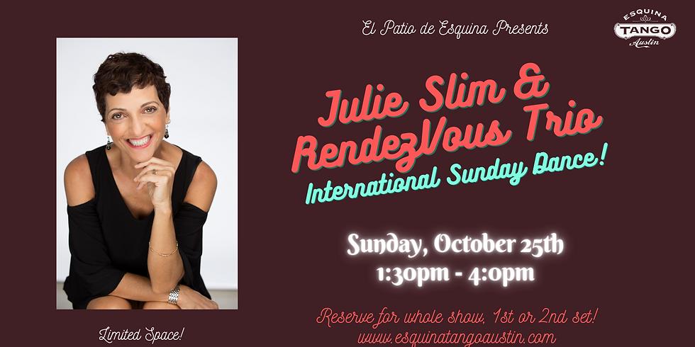 International Sunday Dance!